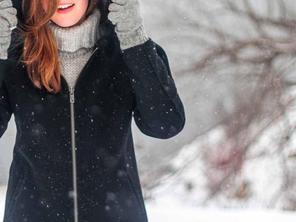 Cistitis en invierno. Frío e infecciones de orina